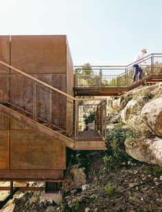 Clear Rock Ranch | LA-N-D : Lemmo Architecture and Design | Photo : Casey Dunn