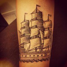 Gregorio Marangoni - Tatuagem