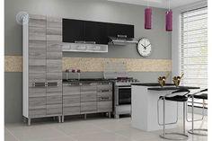 Os conjuntos de cozinha são ótimas peças para deixar o ambiente organizado e ainda mais bonito com muita economia.