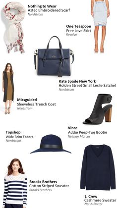 Oh to Be a Muse | Bay Area Fashion Blogger Inspiring Style: ShopStyle Fall Favorites
