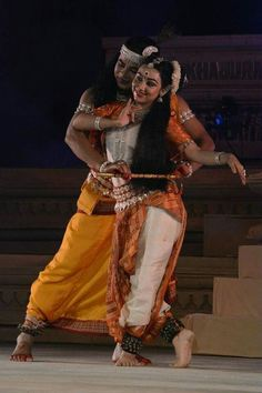 Navarasa-nine moods of Indian classical dance