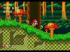 Stop runnin' Knuckles in Mushroom Hill zone!