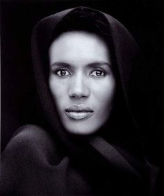 Grace Jones by Robert Mapplethorpe