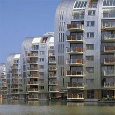 Armada, Paleiskwartier 's-Hertogenbosch.  Architect: Anthony (Tony) Mc Guirk van Building Design Partnership