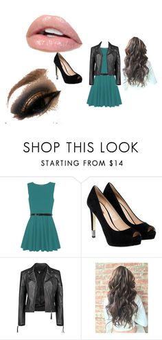 clothes 5 by bellskids on Polyvore featuring WearAll, Boohoo and GUESS