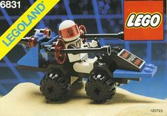 A Space set released in 1989.