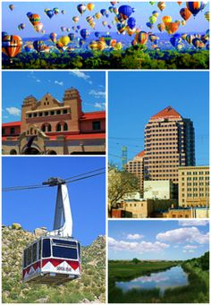 Albuquerque  is the largest city in the state of New Mexico, United States. It is the county seat of Bernalillo County and is situated in the central part of the state, straddling the Rio Grande.