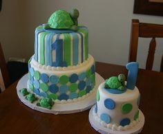 Boys Turtle Cake | Flickr - Photo Sharing!