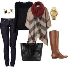 Fall Outfits | Cold | Fashionista Trends
