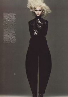 Graig McDean for French Vogue 2008 styled by Marie-Amelie Sauve  Great layering inspiration Timeless Boy meets girl style
