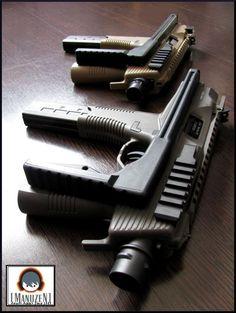 B&T MP9 9mm 6mm BB Brand: KSC