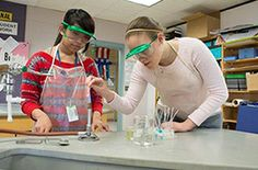 Google NMSI AP Chemistry - LOTS of resources!