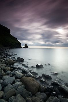 Just one of the many places I want to be, and read a good book! :) [Scotland] Isle of Skye - Talisker Bay @Scalable Social Media #Youtility