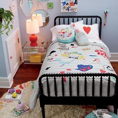 Wonderland Bedding | The Land of Nod