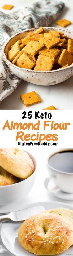 Keto Almond Flour Recipes