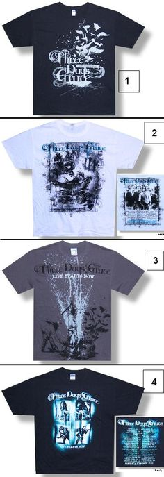 Three Days Grace - Fall T-Shirt Catalog