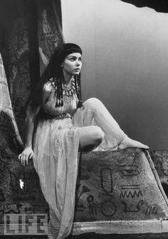 Cleopatra -Susan Strasberg