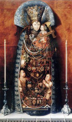 Tomas Yepes - Ntra. Sra. de los Desamparados (1664)