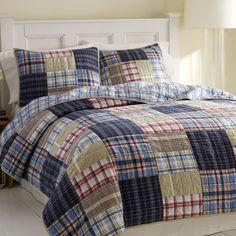 Nautica Chatham Cotton Quilt Bedding Set