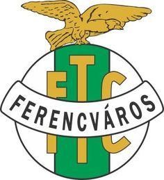 Ференцварош Будапешт Old Logo, Premium Logo, Budapest, Fifa, Football, Logos, Crests, Soccer, Club