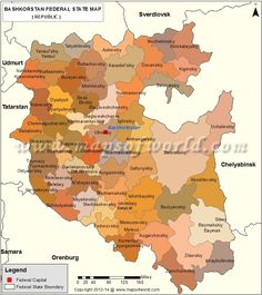 Political Map of Russia and its Proximity to Lithuania | Map ...