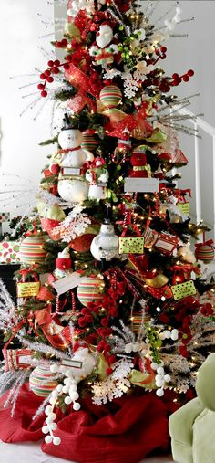 Christmas Tree ● Snowmen.....this is it!!!! New tree and decorations, hello PxXtra!!