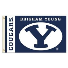 WinCraft Brigham Young BYU Cougars Fiber Beach Towel 30 x 60 inches