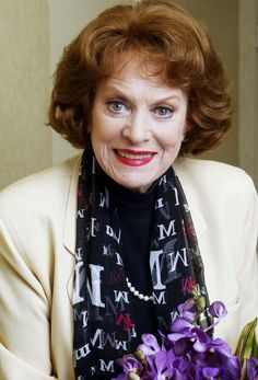 FILE - In this March 9, 2004 file photo, actress Maureen O'Hara poses for a photo in the Bel Air Estates area of Los Angeles. Description from dailymail.co.uk. I searched for this on bing.com/images