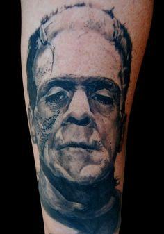 f5c541481 Portrait Tattoos, Anchor Tattoos, American Traditional, Black And Grey,  Tattoo Artists,
