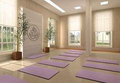 Como Decorar una Sala de Yoga2
