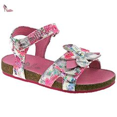 Lelli Kelly LK4581 (AN02) Fuxia Fantasia Sonia Adjustable Ankle Sandals-32 (UK 13) VbKbY