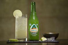 | | Jarritos - Vodka Paloma Recipe: Tall glass filled with ice 1 ½ oz Smirnoff Vodka Filled with Jarritos Grapefruit Add a lime | | Jarritos Grapefruit, Grapefruit Soda, Green Soda, Toronja, Toronja Soda, Green, Bright Green, Grapefruit Flavor, Grapefruit Drink.
