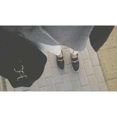 #white #trousers
