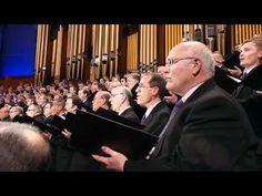 "Mormon Tabernacle Choir: ""I Need Thee Every Hour""    More LDS Gems at:  www.MormonLink.com"
