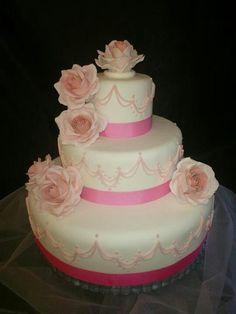Torta de bodas