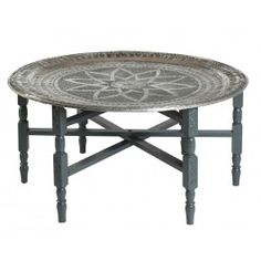 BORD ANTIK MARROKANSK · Moroccan TableMoroccan ...