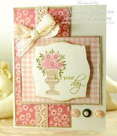 Girly card