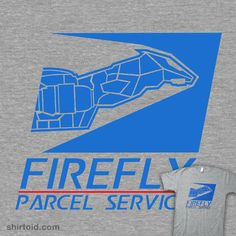 FIREFLY PARCEL SERVICE: TSHIRT