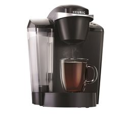 Keurig Automatic Programmable Coffee Maker Brewer Only 10 In Stock Order Today! Product Description: The best selling Keurig coffee maker. The Keurig brews over 500 different K-Cup pod varieti Single Cup Coffee Maker, Pod Coffee Makers, Coffee Maker Machine, Best Coffee Maker, Single Serve Coffee, Drip Coffee Maker, Espresso Machine, Coffee Shop, Coffee Machines
