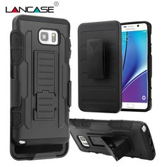 f54c3f45f LANCASE For Samsung Galaxy S7 Edge Case Belt Clip Holster Stand Cover For  Samsung S7 edge Case S7 S6 edge S5 mini S4 S3mini Case-in Fitted Cases from  ...