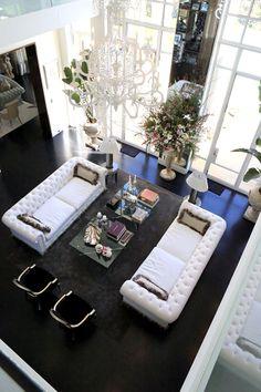 Shades of Color Art™: Celebrity Interiors: Lisa Vanderpump