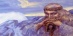 Pravilo tri stvari - koje bukvalno privlači sreću u život! Painter Artist, Mythology, Wallpaper, Painting, Fictional Characters, Image, Russia, Motivation, Inspiration
