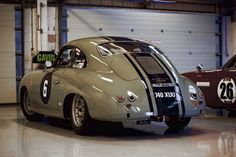 "motoriginal: "" Porsche 356 Racing """