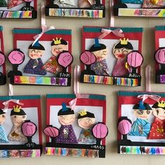 【アプリ投稿】3歳児お雛様 | みんなが投稿した遊びや製作の写真がいっぱい!あそびのタネNo.1 保育や子育てに繋がる遊び情報サイト[ほいくる]