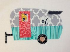 Easy Resize Camper ... by Terri Ann S | Quilting Pattern