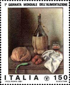 Francobolli d'Italia | 1981 Annata Libretto Poste Italiane 24 serie, 45 francobolli