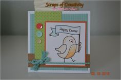 CTMH Spring Critters stamp set