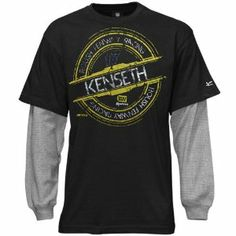 NASCAR Chase Authentics Matt Kenseth Splitter Double Layer Long Sleeve T-Shirt - Black (XXX-Large) by Football Fanatics. $34.95. Youâ?TMre a die-hard Matt Kenseth fan that canâ?TMt be stopped by anything - not even chilly weather! You. Chase Authentics Matt Kenseth Splitter Double Layer Long Sleeve T-Shirt - BlackTagless collarDistressed screen print graphicsSewn-in double layer sleeves100% CottonImportedOfficially licensed NASCAR product100% CottonTagless collarSewn-in dou...