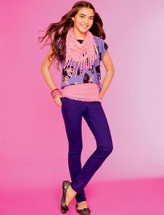Super Soft Super Skinny Colored Denim Jeans   Super Skinny   Jeans   Shop Justice