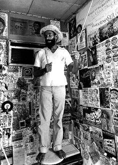 Black Ark Studio - Lee Perry Dub Music, Reggae Music, Jamaica Music, Lee Perry, Bob Marley T Shirts, The Wailers, Rude Boy, Band Photos, Music Photo